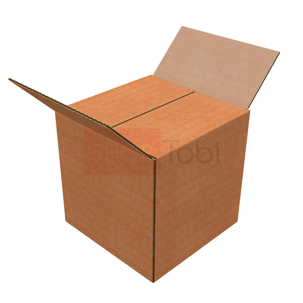 Картонна коробка / Гофроящик 200*200*200