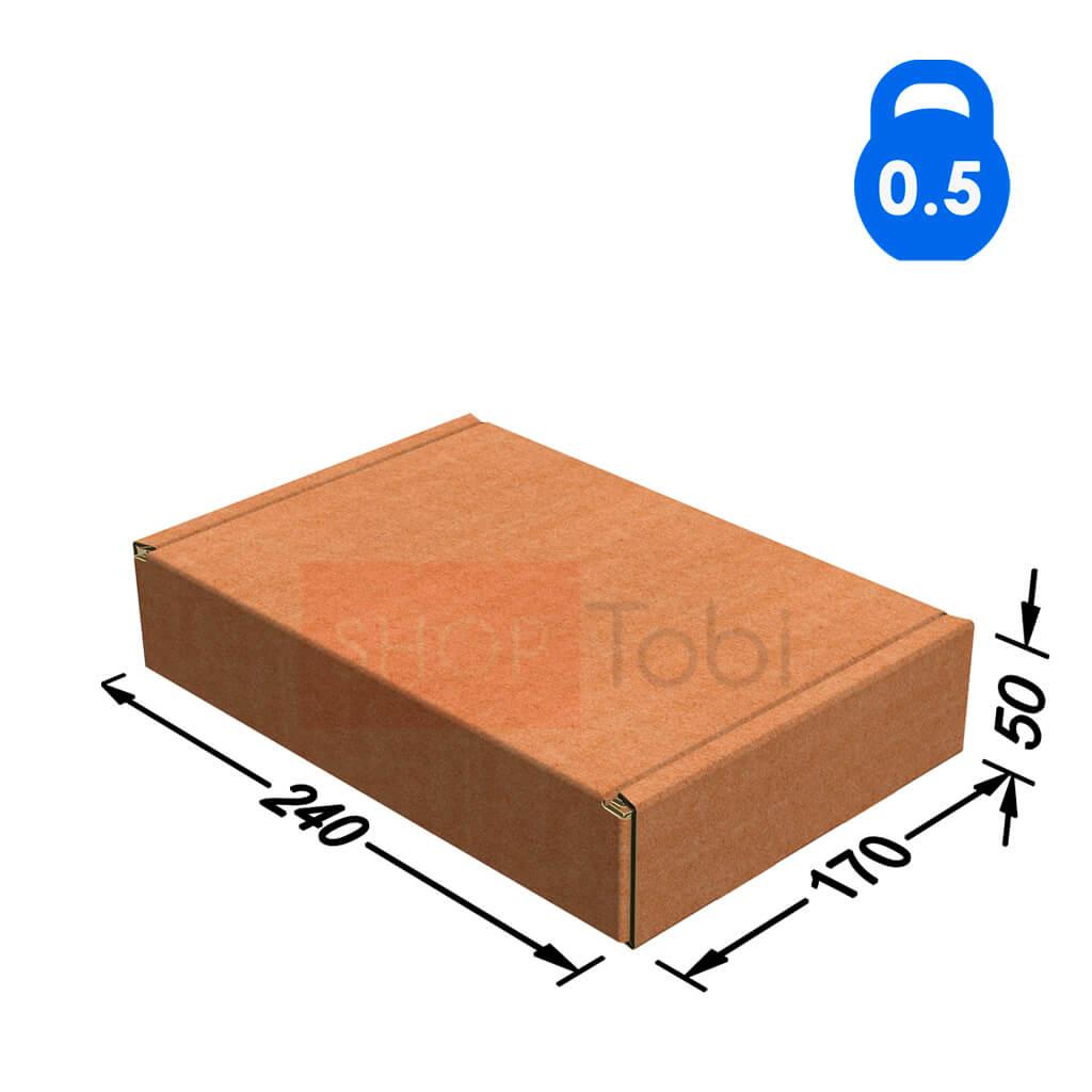 Коробка Почты 240*170*50 - 0.5кг