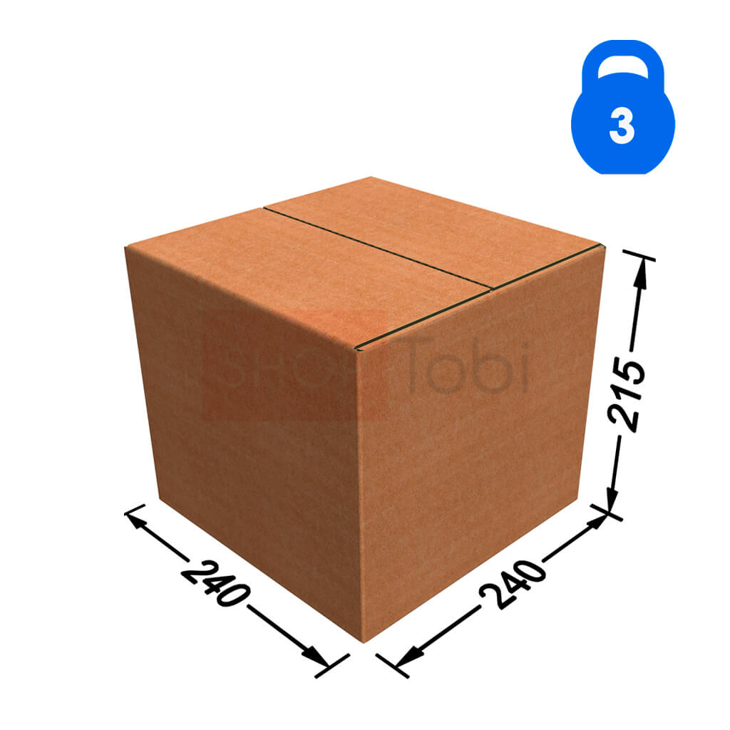 Коробка Почты 240*240*215 - 3кг