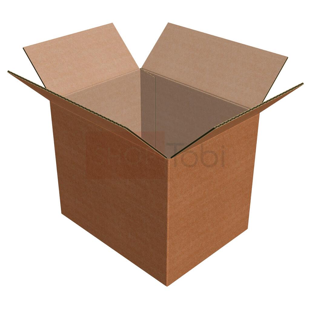 Картонная коробка / Гофроящик 265*200*223