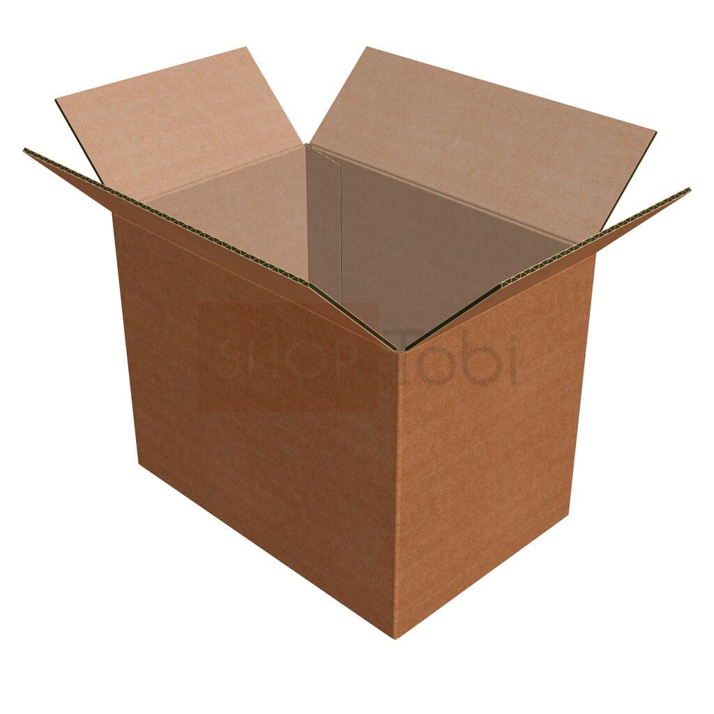 Картонная коробка / Гофроящик 270*180*210