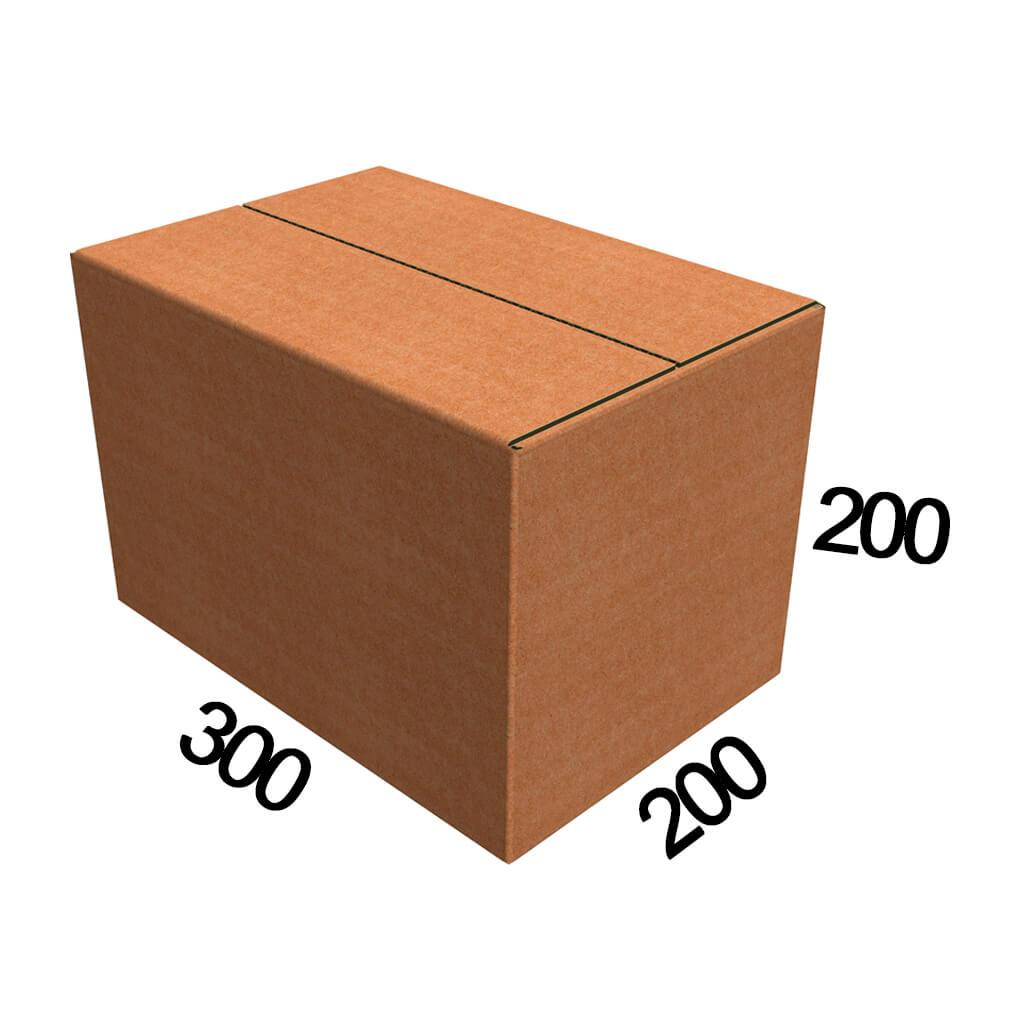 Картонна коробка / Гофроящик 300*200*200