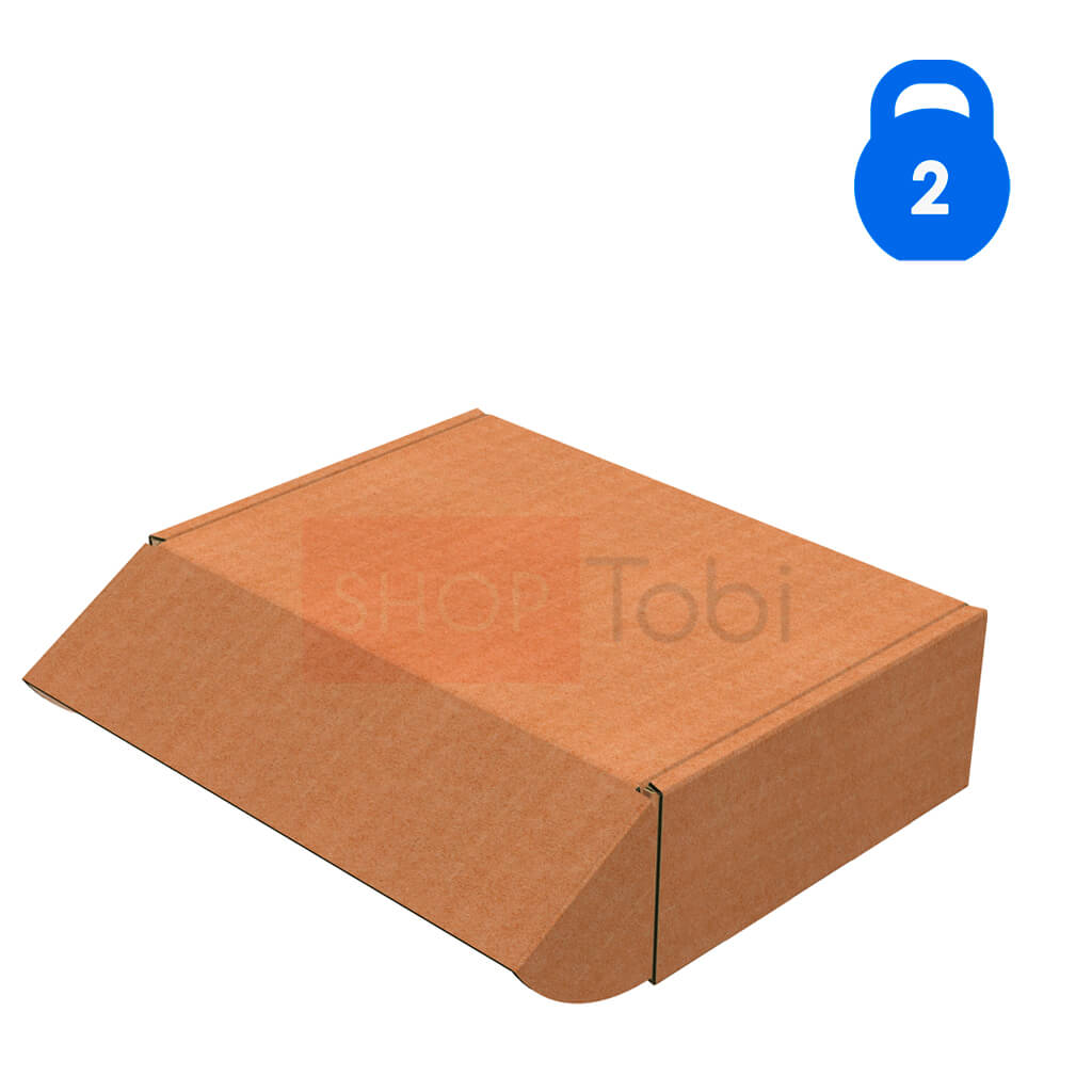 Коробка Пошти (лоток) 340*240*100 - 2кг