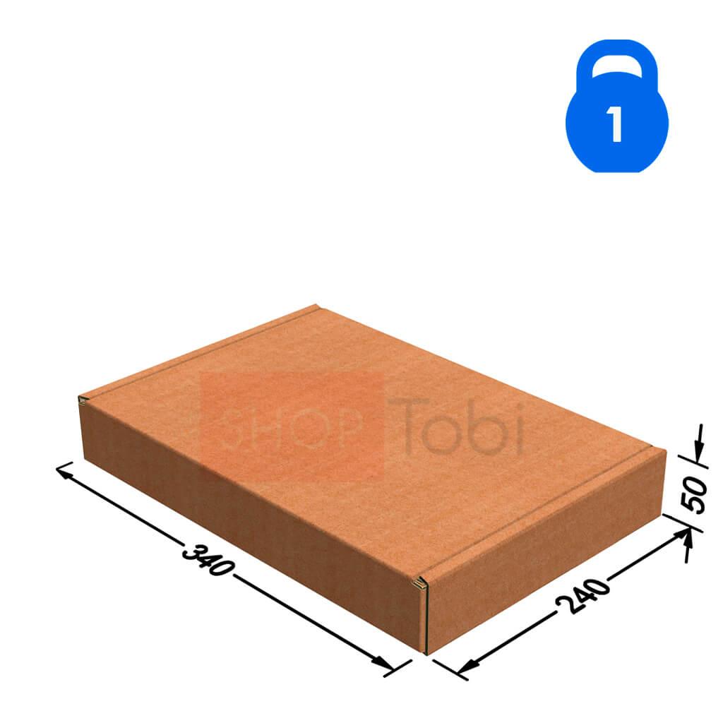 Коробка Почты 340*240*50 - 1кг