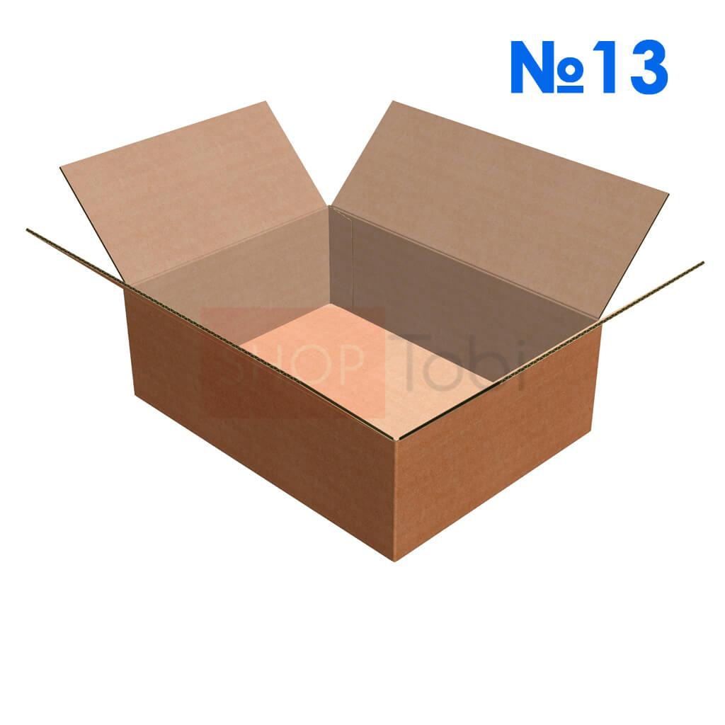 Коробка кондитерская 380*285*126 - №13