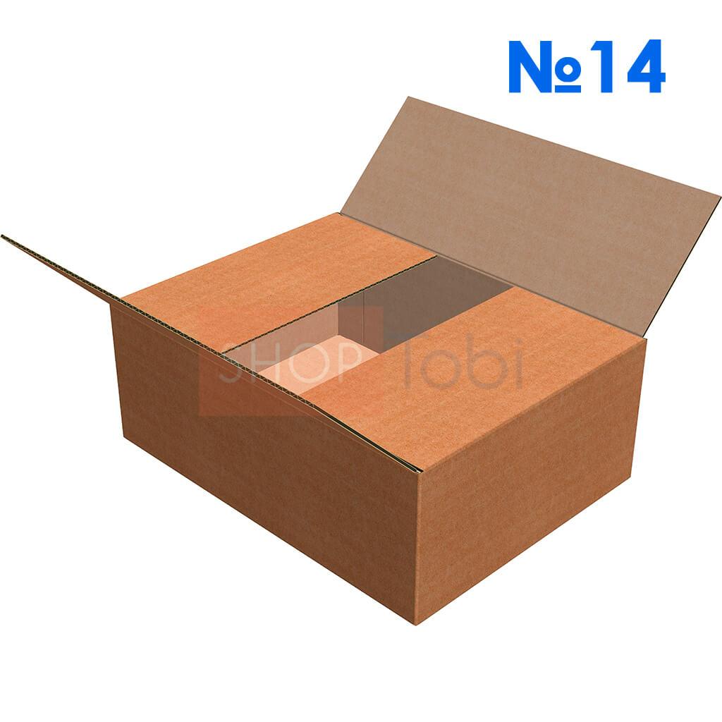 Коробка кондитерська 380*285*142 - №14