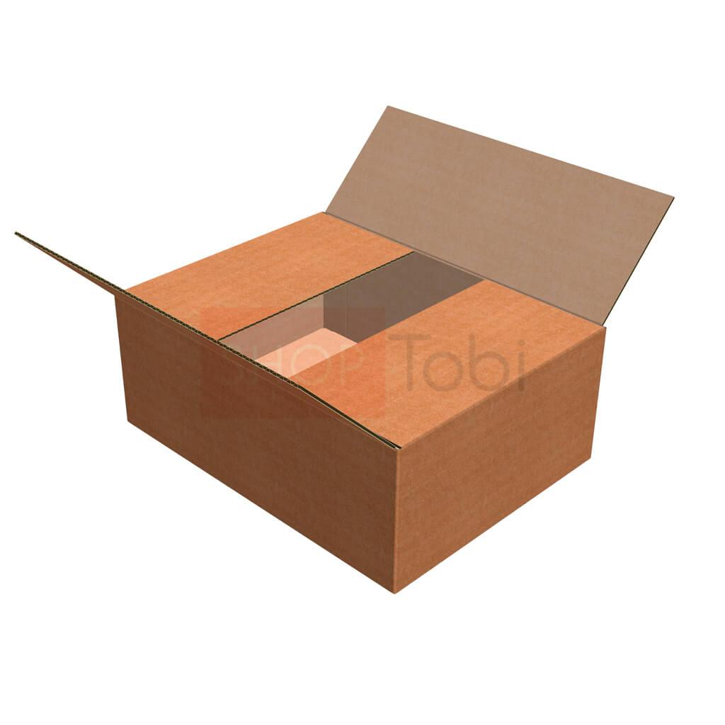 Картонна коробка / Гофроящик 380*285*147