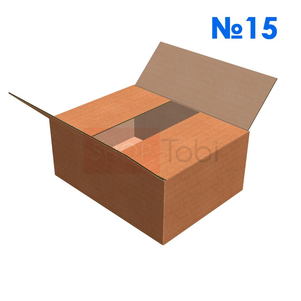 Коробка кондитерська 380*285*162 - №15