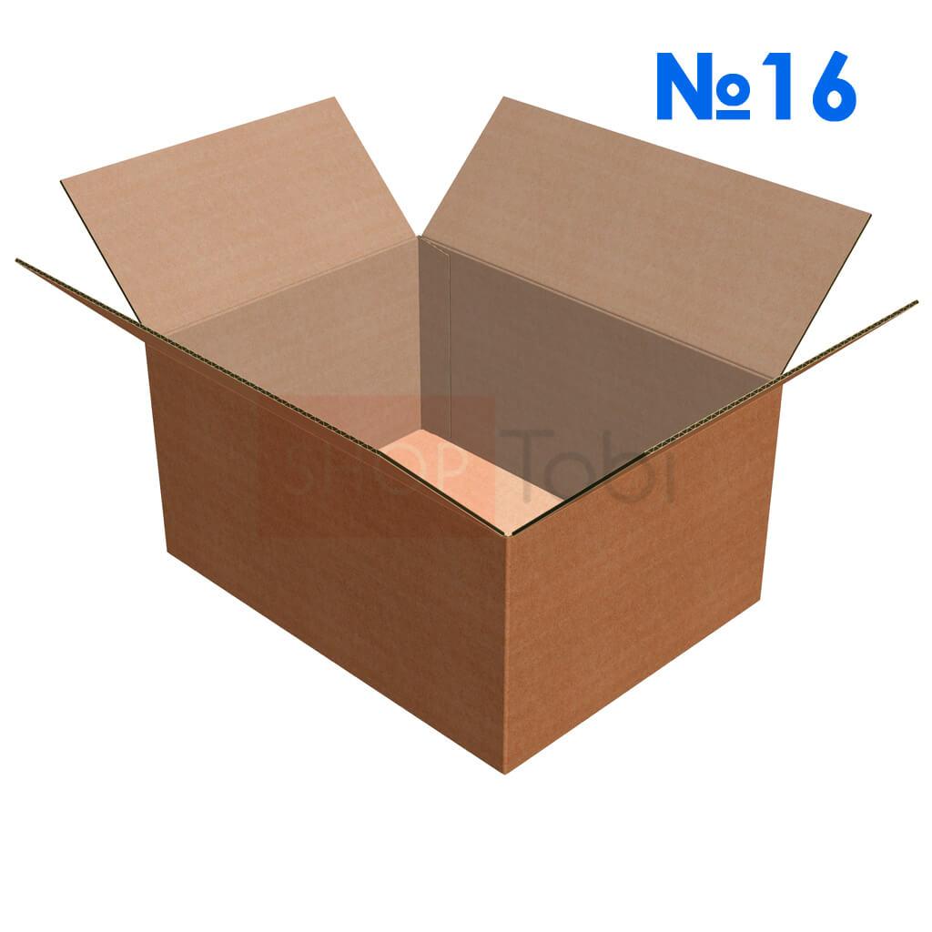 Коробка кондитерская 380*285*190 - №16