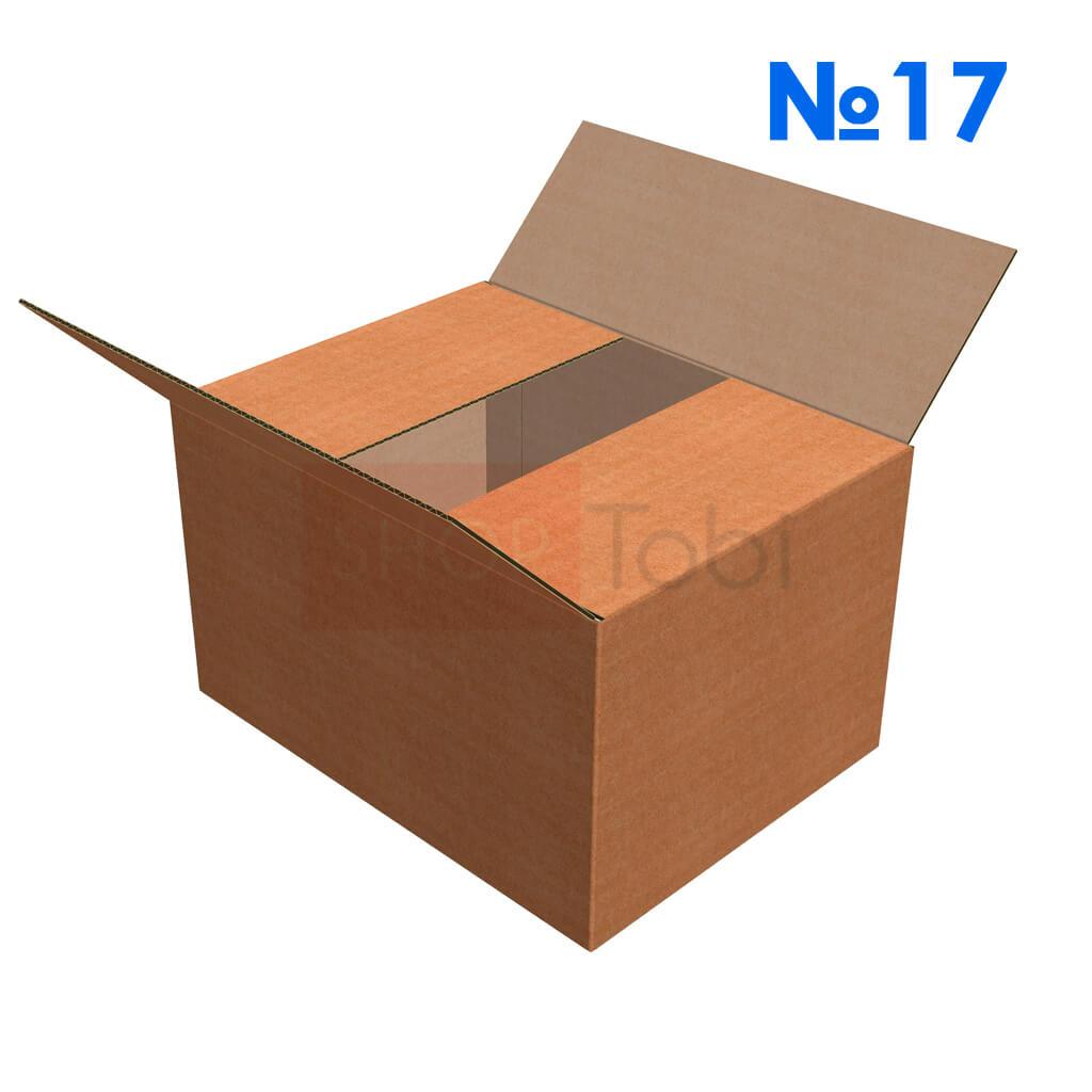 Коробка кондитерська 380*285*228 - №17