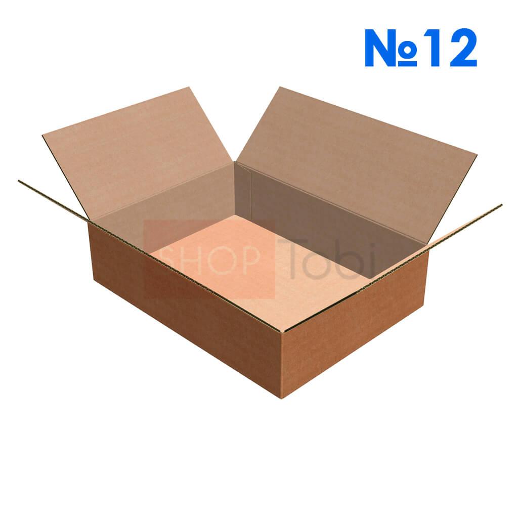 Коробка кондитерська 380*285*95 - №12