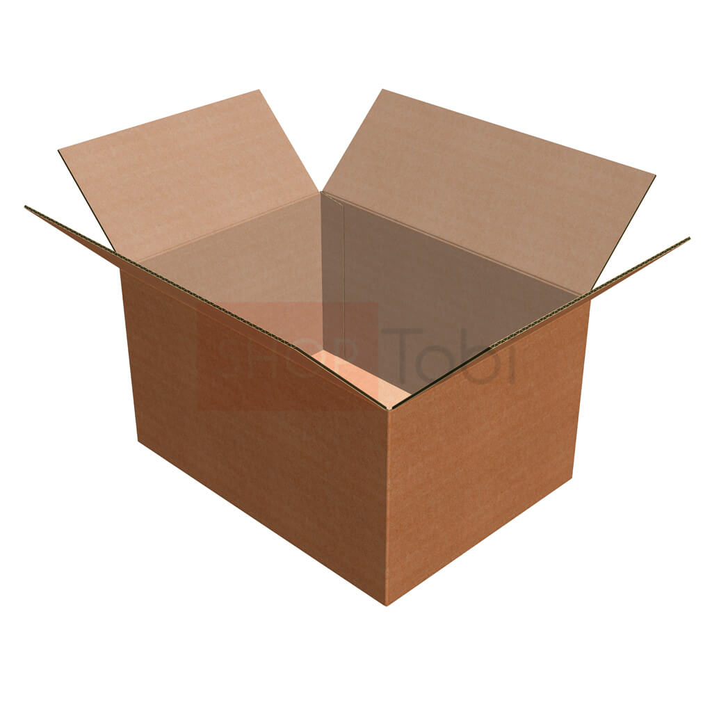Картонна коробка / Гофроящик  385*285*215