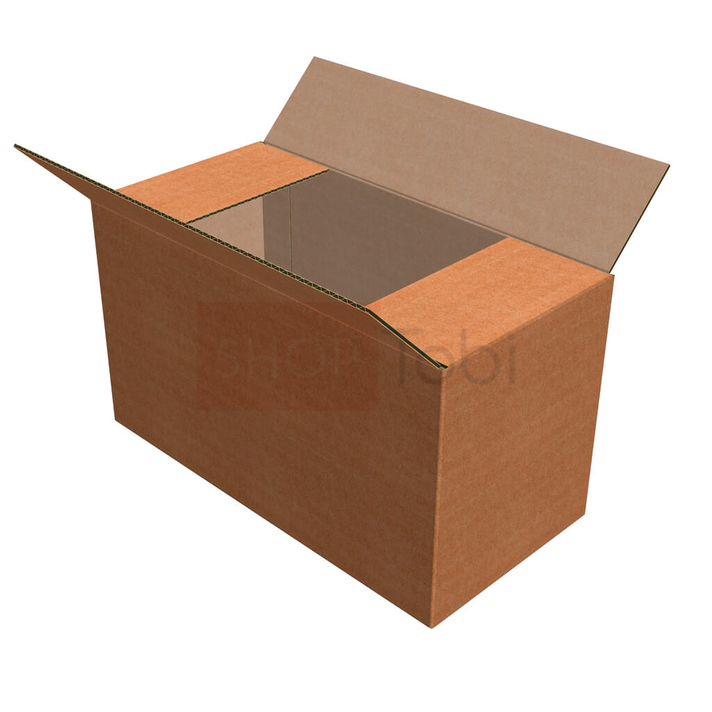 Картонна коробка / Гофроящик 389*189*220