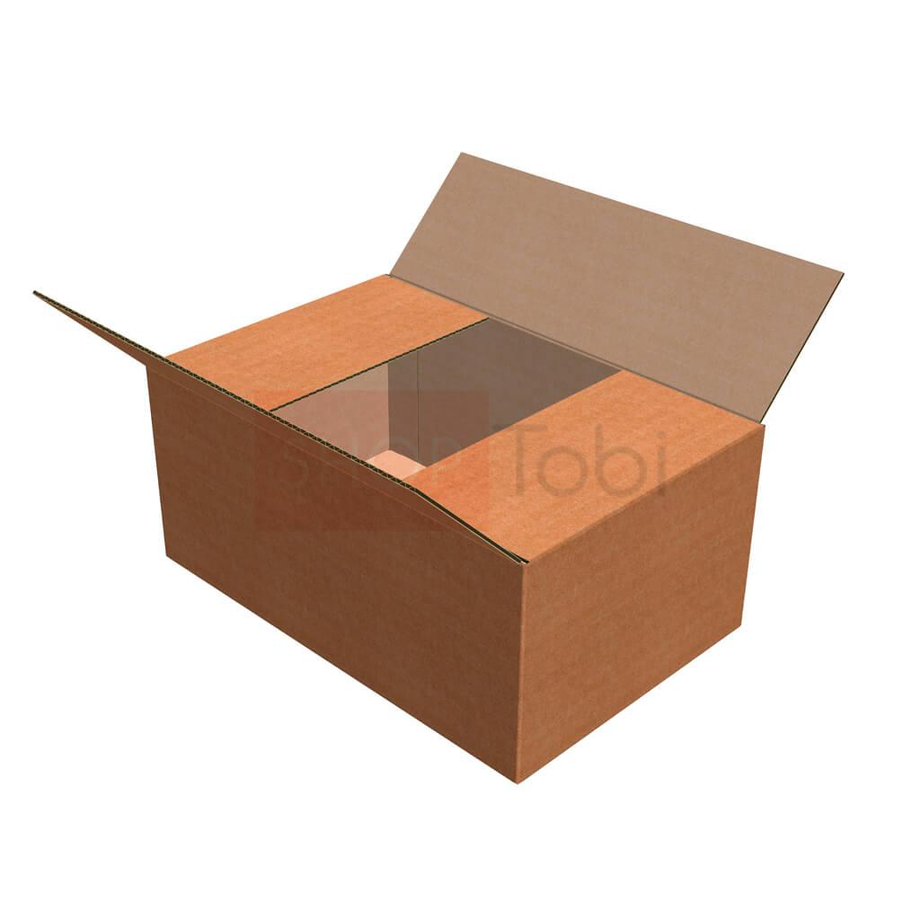 Картоннаякоробка / Гофроящик 395*255*175