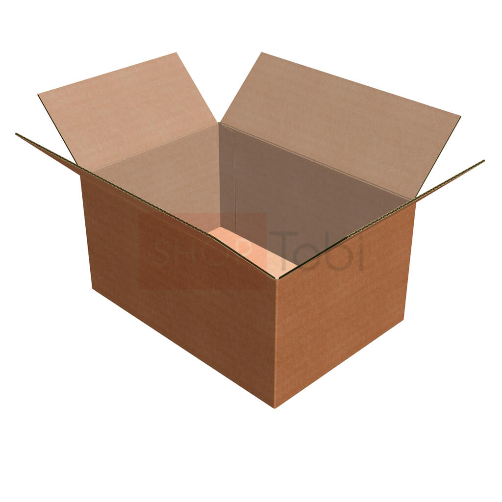 Картонна коробка / Гофроящик  400*280*200
