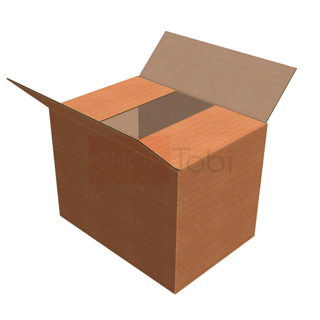 Картонная коробка / Гофроящик 400*280*300