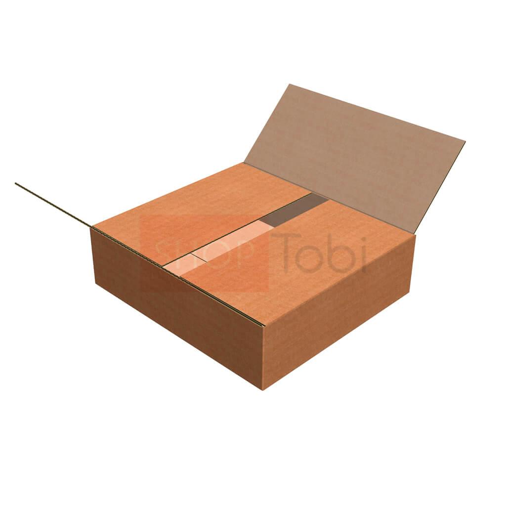 Картонна коробка / Гофроящик 400*360*110