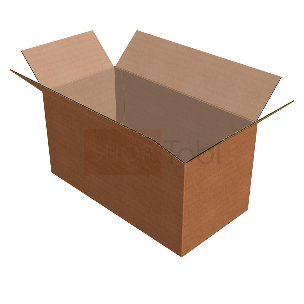 Картонная коробка / Гофроящик 500*250*250
