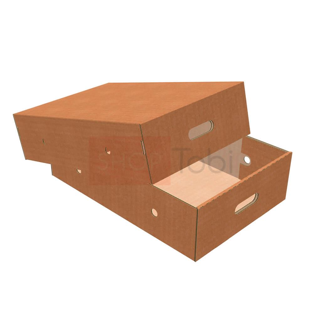 Картонная коробка под мясо 560*380*150