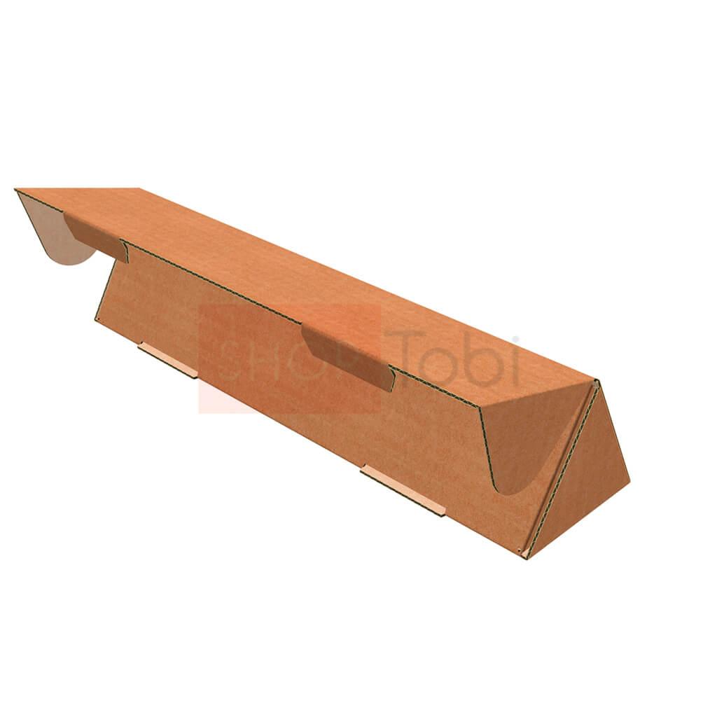 "Картонная коробка ""Тубус"" 600*150*130 - 3кг"