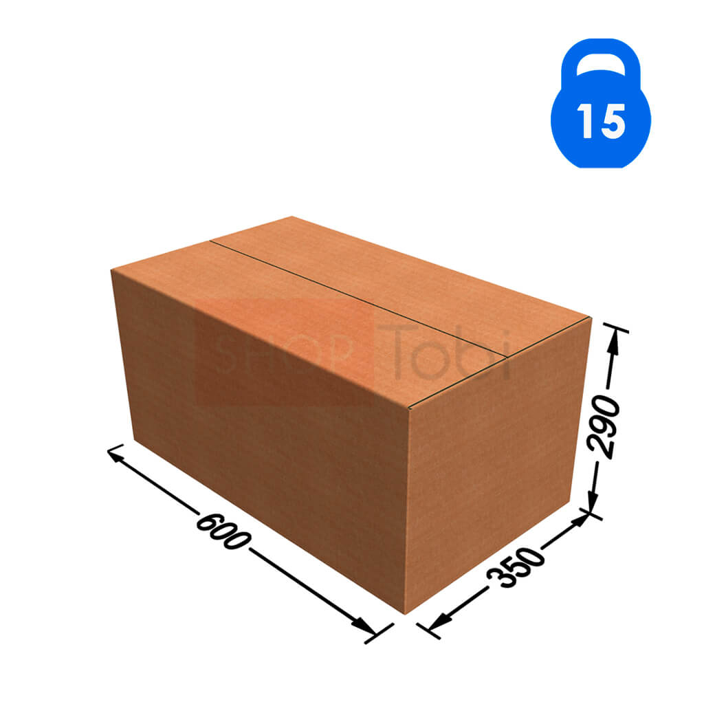 Коробка Пошти 600*350*290 - 15кг