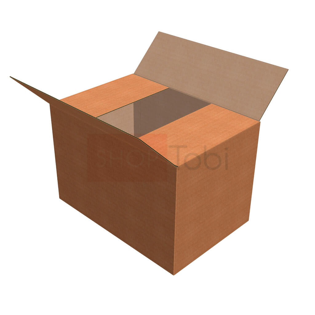 Картонна коробка / Гофроящик  600*400*400