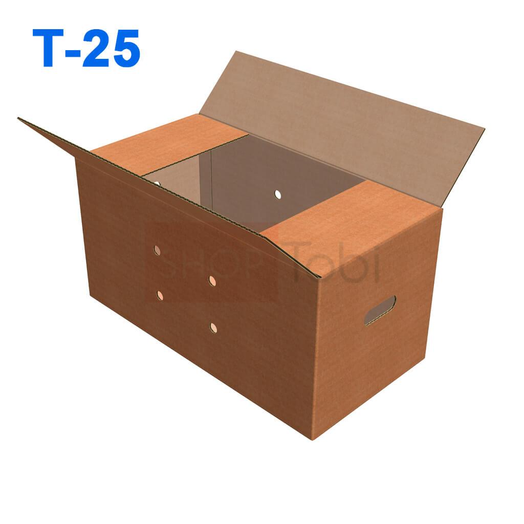 Картонна коробка для яєць 630*320*330 (Т-25)