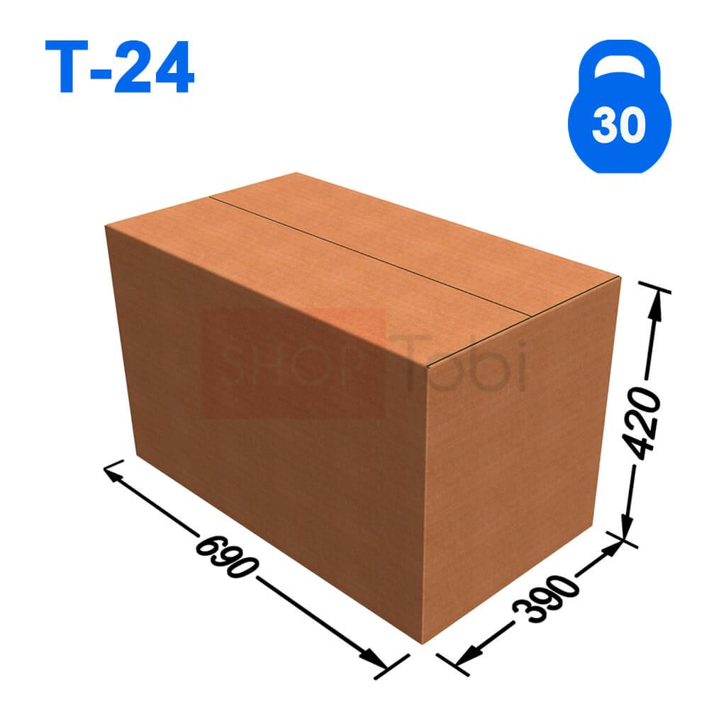 Коробка Пошти (Т-24) 690*390*420 - 30кг