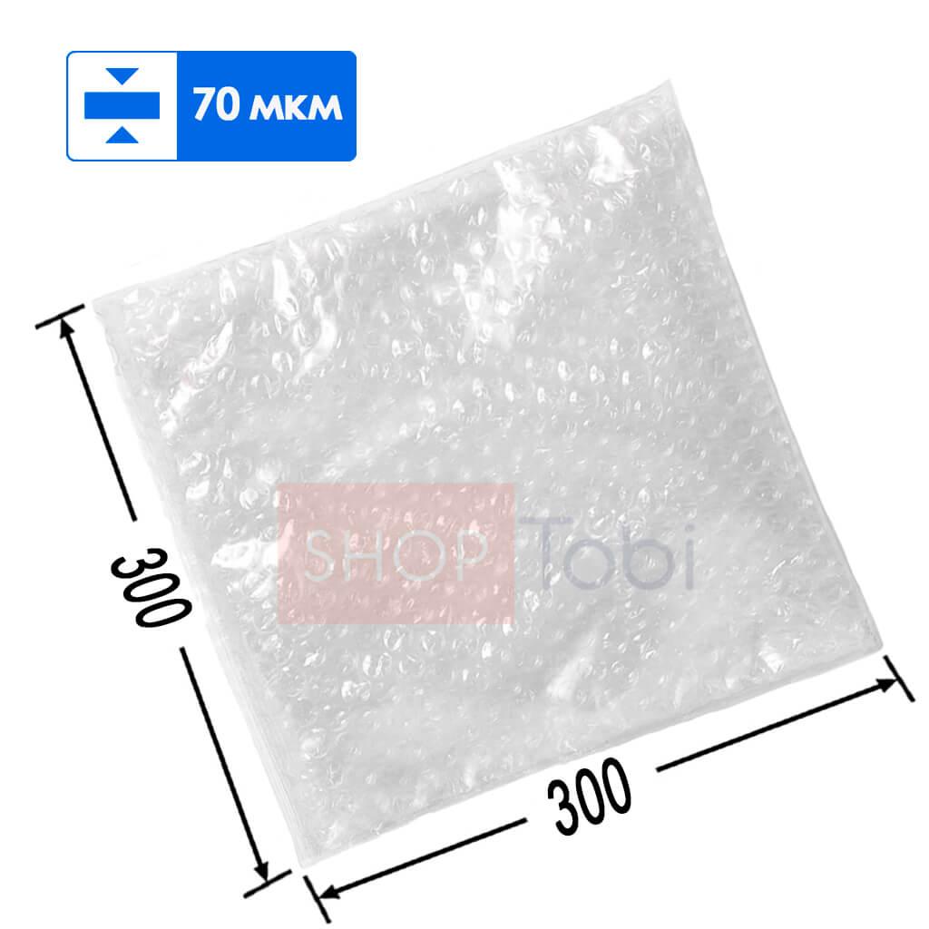 Пакет из воздушно-пузырчатой пленки 300*300