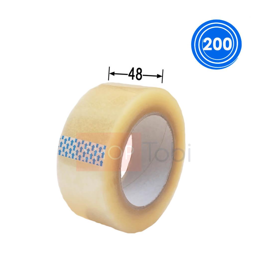 Скотч 48мм*200м (прозрачный)