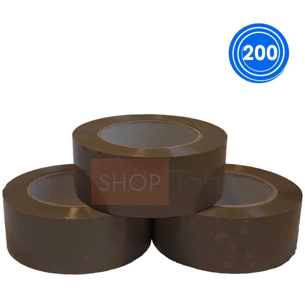 Скотч 48мм*200м (коричневый)
