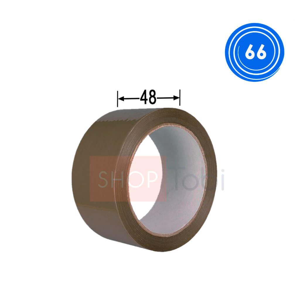 Скотч 48мм*66м (коричневий)