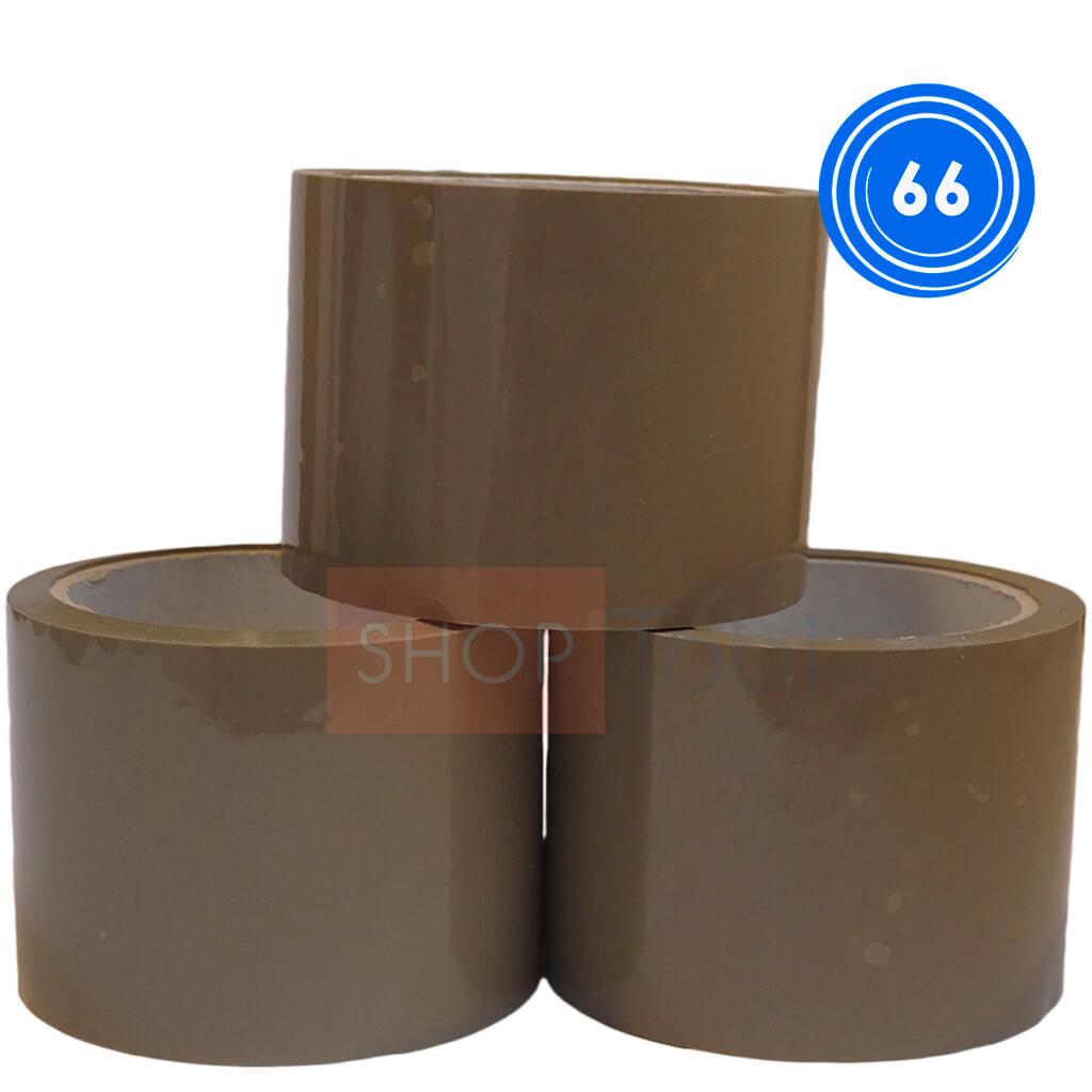 Скотч 72мм*66м (коричневий)